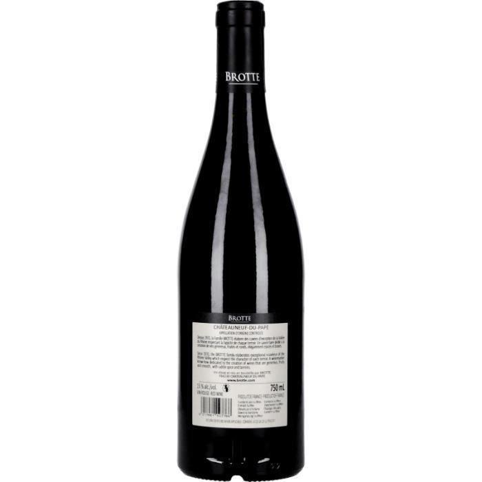 Vin Rouge - Châteauneuf-du-Pape Domaine de Barville 2016 - Bouteille 75cl