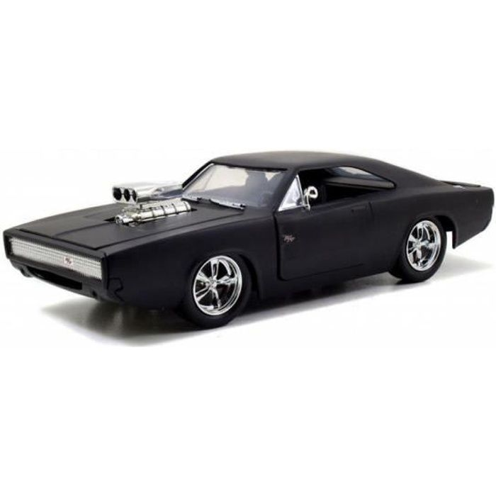 FAST & FURIOUS - DODGE CHARGER STREET - 1:24