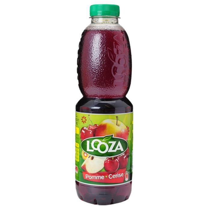 Looza Pomme Cerise 33cl (pack de 12)
