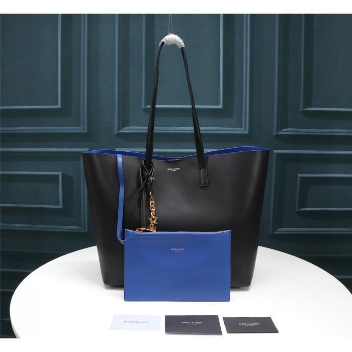 Le nouveau sac à provisions de YSL est décontracté et polyvalent, avec un grand espace intérieur, sans souci, sûr et facile à voyage
