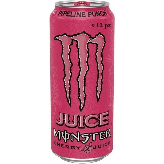 MONSTER MONSTER ENERGY DRINK PIPELINE PUNCH 50 CL - 12 LATTINE