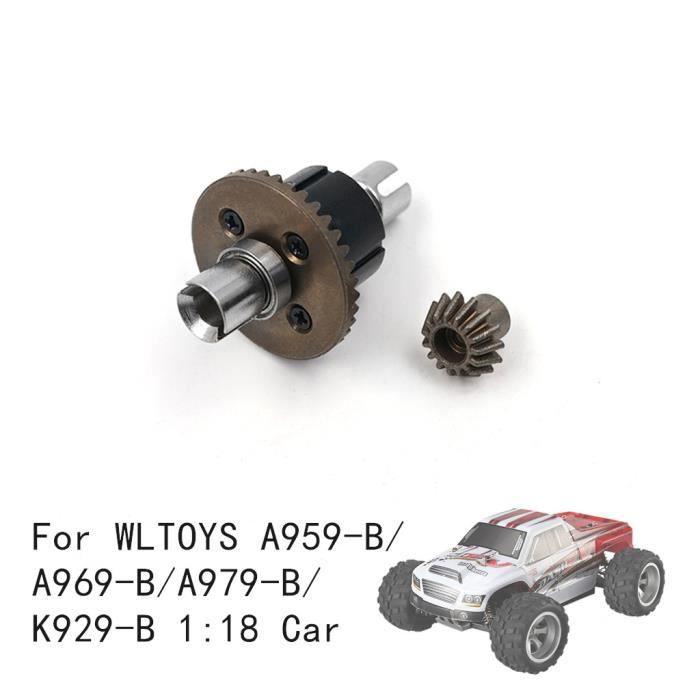k929-b a969-b a979-b rc auto a959-b bleu Refroidisseur automatique 540 compatible avec wltoys 12428//12423