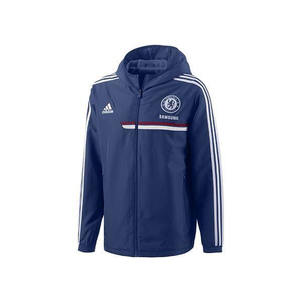 Veste Présentation CHELSEA FC En Bleu Bleu Achat