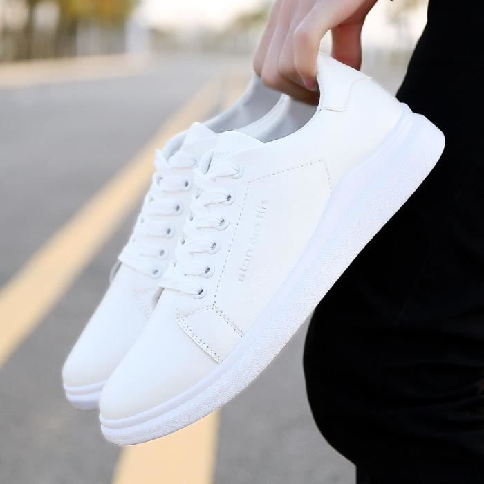 Chaussures Chaussures hommes pour blanches blanches pour xUPwzqaO