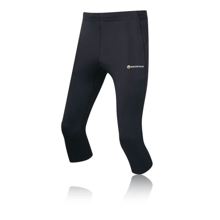 LEGGING DE COMPRESSION Montane Hommes Trail Series 3-4 Leggings Sport