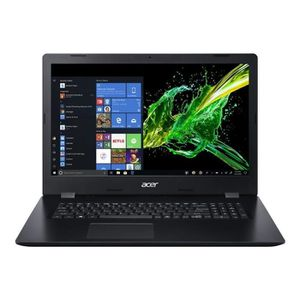 "Vente PC Portable ACER Ordinateur Portable - Aspire 3 A317-51G-53E1 - Écran 43,9 cm (17,3"") - 1600 x 900 - Core i5 i5-8265U - 4 Go RAM - 1 To HDD pas cher"