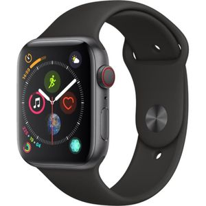 MONTRE CONNECTÉE Apple Watch Series 4 GPS + Cellular, 44mm Boîtier