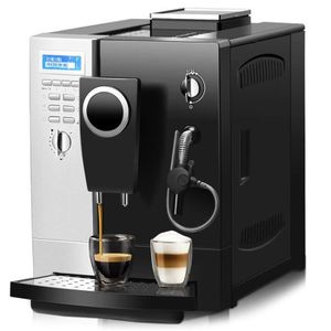 MACHINE À CAFÉ Machine à Café Automatique Cafetière Expresso Mous