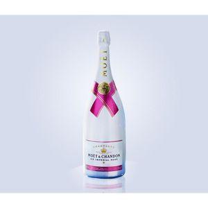 CHAMPAGNE Lot de 3 Champagnes Moët & Chandon Ice Impérial Ro