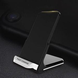 CHARGEUR TÉLÉPHONE Chargeur sans Fil Qi 10W pour Standard iPhone 7.5W