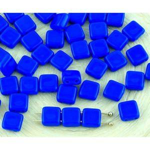 Feuerpolierte Glasschliffperlen Hyacinth Violet Opaque 3mm Glasperlen Facettiert