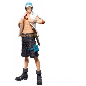 FIGURINE - PERSONNAGE Figurine Banpresto One Piece - King of Artist: Ace