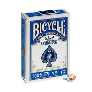 CARTES DE JEU Bicycle Prestige - jeu de 54 cartes 100% Plastique