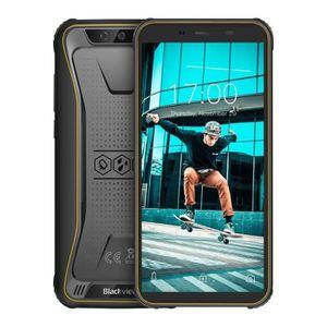 SMARTPHONE Blackview BV5500Pro Télephone Portable Incassable,