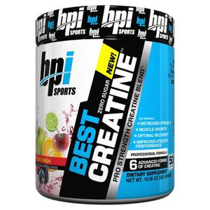 CRÉATINE BPI SPORTS - Best Creatine 300 g - Punch aux fruit