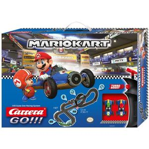 CIRCUIT Carrera GO!!! 62492 Coffret Nintendo Mario Kart 8