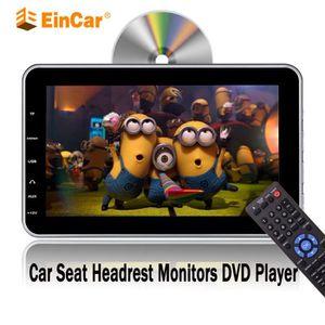 LECTEUR DVD PORTABLE Car avec 10,1 Moniteur appuie-tête pouces 1024 * 6