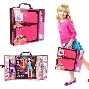 POUPÉE Poupée Barbie princesse fashionista Jouet maison d