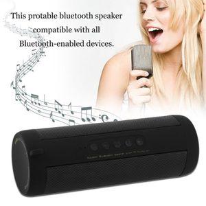 HAUT-PARLEUR - MICRO T2 Haut-parleur portatif extérieur sans fil de mus