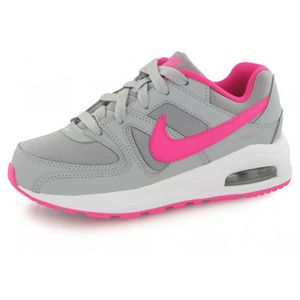 BASKET Nike Air Max Command Flex rose, baskets mode mixte