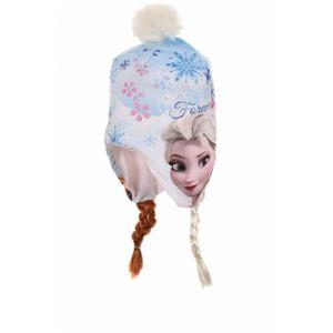 BONNET - CAGOULE Bonnet péruvien de la Reine des Neiges, 2 nattes a