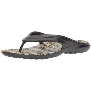 SABOT CROCS Femmes Flop Classic flip Graphic YL0A6 Taill