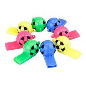 5x//lot en plastique sifflet lanière enfants sac de remplissage jouet I