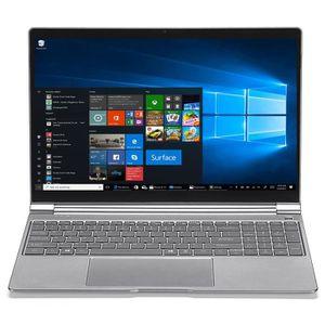 Achat PC Portable Ordinateur Portable -Teclast F15 PC Portable 15.6'' -Windows 10 Intel N4100 -Quad Core 1.1GHz -8 Go de RAM -256 Go SSD Clavier QWERT pas cher