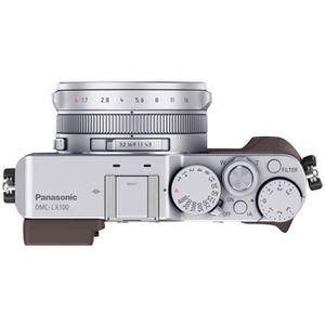 PACK APPAREIL COMPACT Panasonic Lumix DMC-LX100 Appareil photo numérique