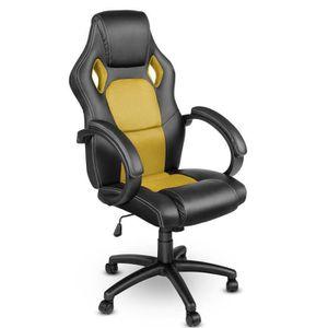 CHAISE DE BUREAU TRESKO Chaise de bureau, Fauteuil de bureau RACING