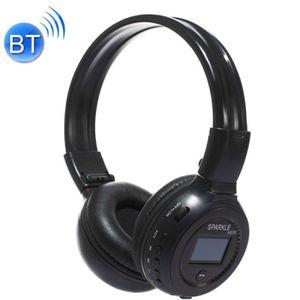 OREILLETTE BLUETOOTH Oreillette Bluetooth Stéréo sans fil filaire avec