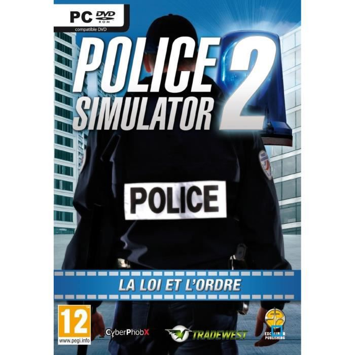 police simulator 2 jeu pc achat vente jeu pc police simulator 2 jeu pc cdiscount. Black Bedroom Furniture Sets. Home Design Ideas