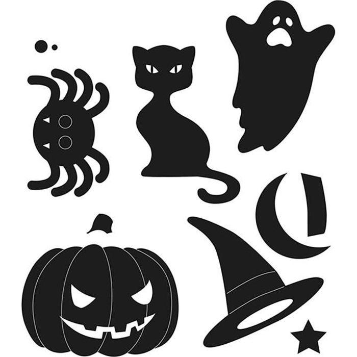 Set de dies 'Halloween' d'Artemio