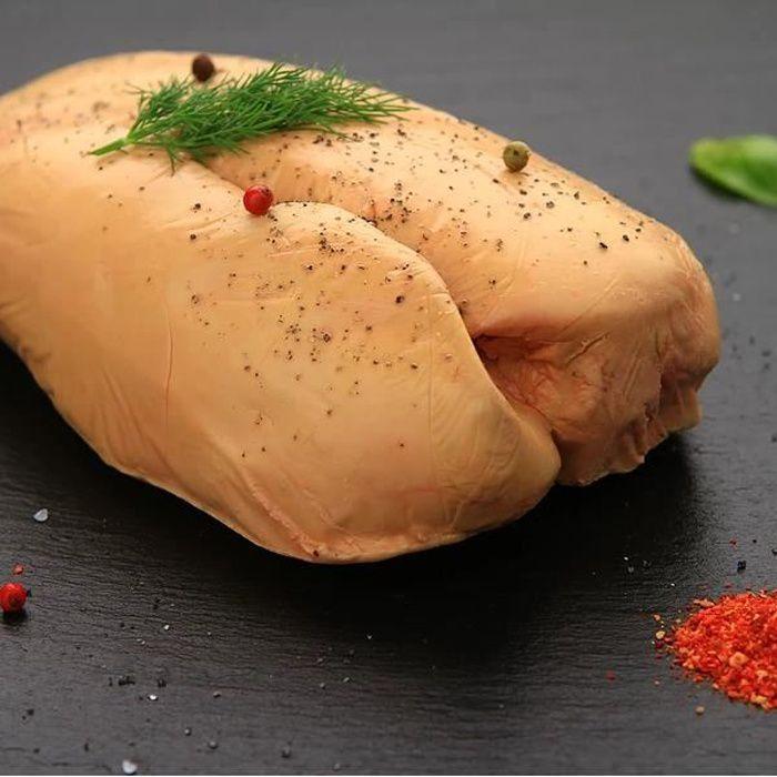Foie Gras de Canard du Périgord Cru 1ER CHOIX - Foie gras de canard du Périgord cru