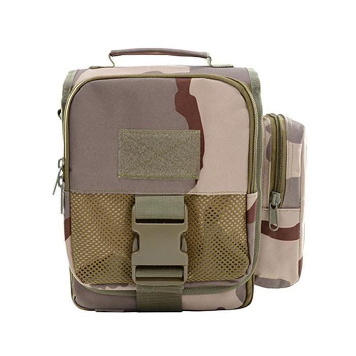Matériel d'escalade Tactique Molle Pouch Ceinture Waist Pack Sac militaire taille Fanny Pocket PackWAZ81123113H_cot68676220