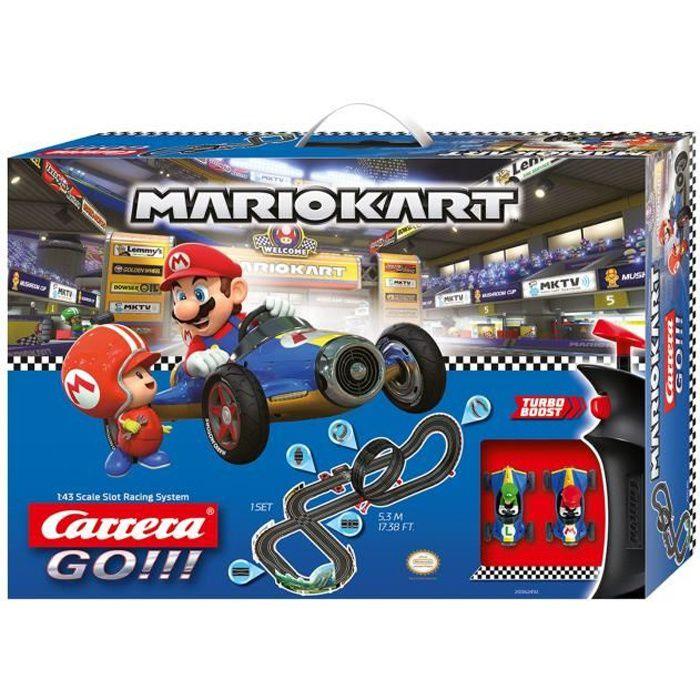 Carrera GO!!! 62492 Coffret Nintendo Mario Kart 8