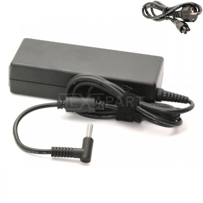 Chargeur Alimentation pour HP Envy 15-k100, 19.5V 6.15A 120W