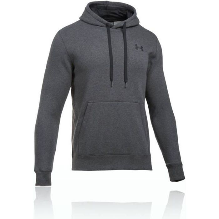 Under Armour Hommes Rival Fitted Pull Over