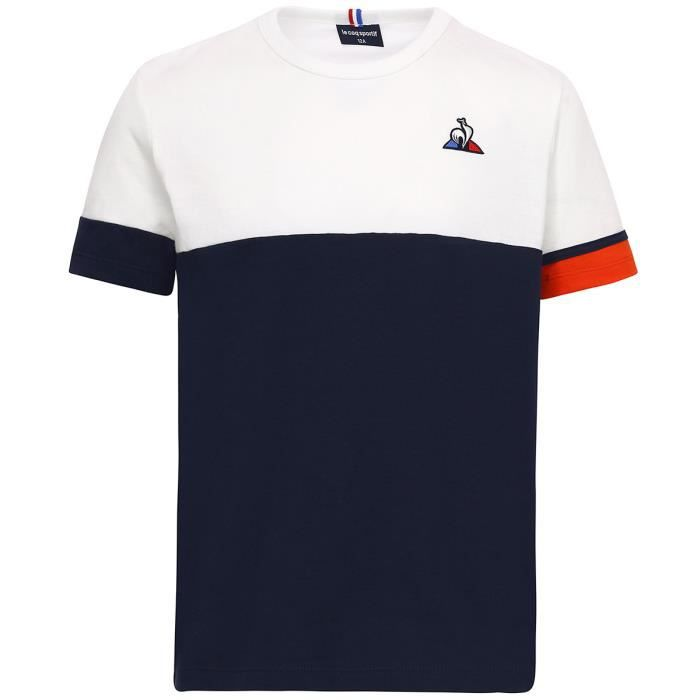 T-shirt - Le Coq Sportif - Bat Tee Kids