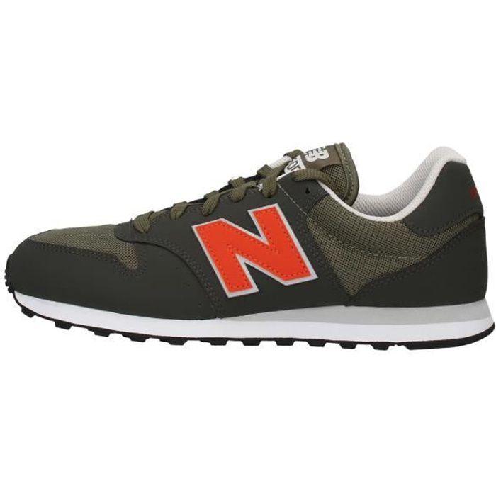 New Balance GM500VD1 chaussures de tennis faible homme VERT
