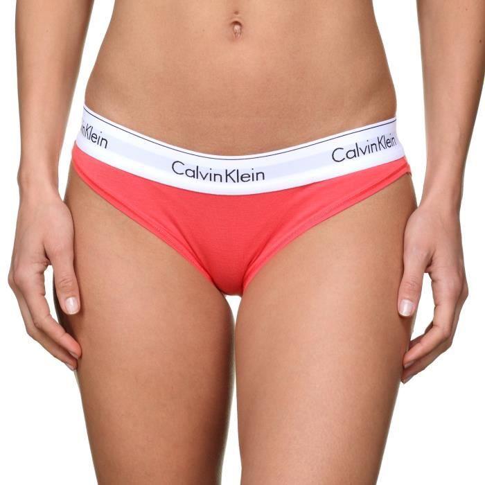 Culotte femme Calvin Klein F3787e Bikini Lfx Fi...