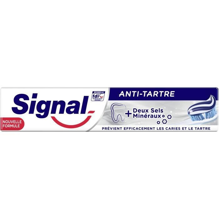 SIGNAL Dentifrice anti-tartre - 75ml