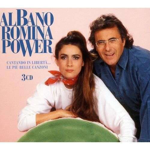 Al bano e romina al bano romina power achat cd cd for Al bano e romina power