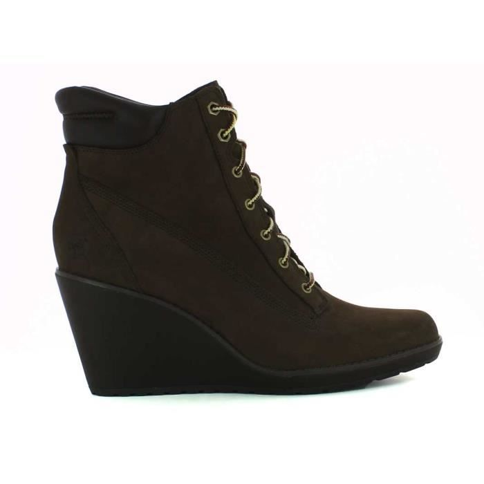 timberland femme compensees