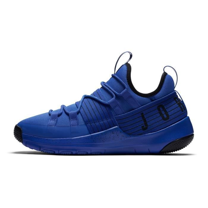 the best attitude 06bbb 921d8 Chaussures basketball Nike Jordan Trainer Pro Bleu