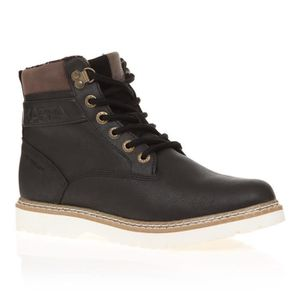 BOTTINE KAPPA Bottines Whymper - Homme - Noir