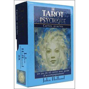 LIVRE PARANORMAL Le tarot psychique