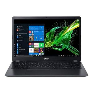 "Vente PC Portable ACER Laptop Aspire 3 A315-54-55W9 - Core i5 8265U / 1.6 GHz - 8 Go RAM - 1 To HDD - 15.6"" pas cher"
