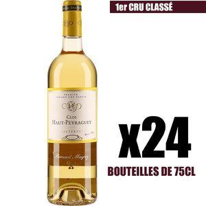 VIN BLANC X24 Clos Haut-Peyraguey 2012 75 cl AOC Sauternes 1