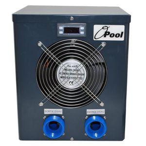 CHAUFFAGE DE PISCINE Pompe à chaleur O'POOL 3kw pour piscine hors-sol